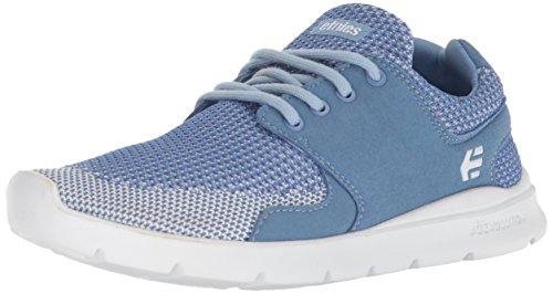 Etnies Women's Scout XT W's Skate Shoe, Blue, 5 Medium US