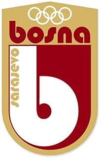USD Bosna Sarajevo - Bosnia-Herzegovina Football Soccer Futbol - Car Sticker - 6