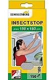 Schellenberg 20403 - Mosquitera, protección anti insectos y moscas para ventanas, color blanco