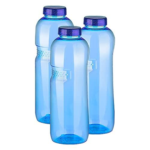 Greiner -  Trinkflasche 3 x 1 L