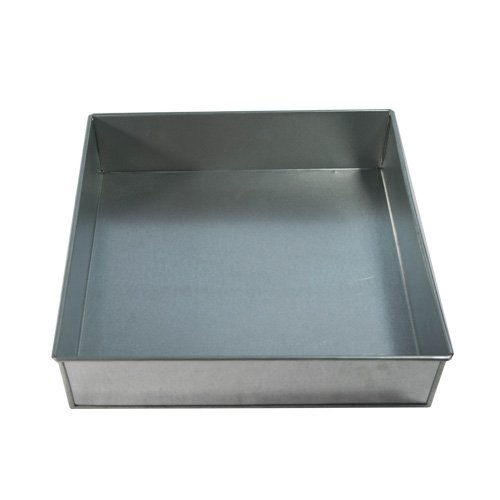 """Single Square 6"""" Multilayer Birthday Wedding Anniversary Cake Tins/Pans/Mould"""