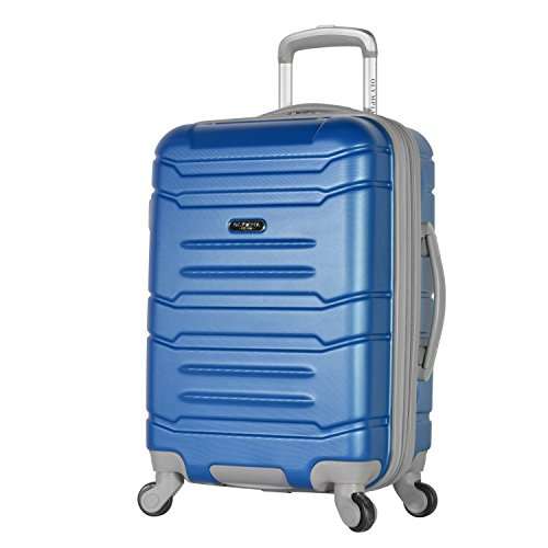 Olympia Denmark 21' Carry-on Spinner, Navy