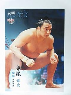 BBM2015大相撲カード「レジェンド」至宝■レギュラーカード■33関脇/寺尾