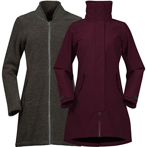 Bergans Oslo 3-in-1 Coat Women - winterjas / dubbele jas