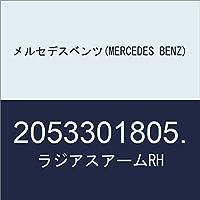 メルセデスベンツ(MERCEDES BENZ) ラジアスアームRH 2053301805.