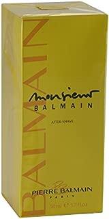 Monsieur Balmain by Pierre Balmain for Men. 1.7 Oz After Shave Splash
