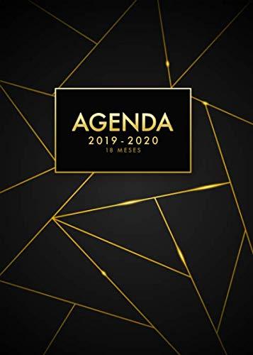Agenda 2019 2020 18 meses: Agenda 18 meses 2019-2020 semana...