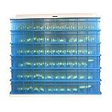 Incubatrice Industriale per Uova 720 Uova Controllo della Temperatura per incubatrice di pollame Completamente Automatico per polli da cova Anatre Quaglia Uccelli Pappagallo