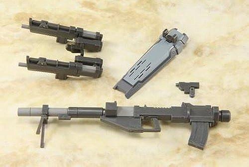 Robot Spirits Full Metal Panic  Weapon set (japan import)