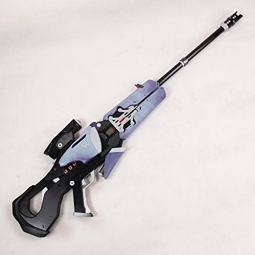 """aition 49"""" OW Widowmaker Weapon Replica PVC Cosplay Prop -1311"""