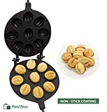 Walnut Cookie (Oreshek) Maker 9 nut Non-stick Cookies Pastry