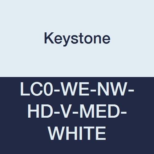 Keystone LC0-WE-NW-HD-V-MED-WHITE Heavy Mesa Mall Duty Polypropylene Sale price C Lab