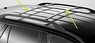 Ford OEM Factory Stock Genuine 2007 2008 2009 2010 2011 2012 2013 2014 Edge Lincoln MKX Middle Roof Cross Bars Luggage Rack Kit