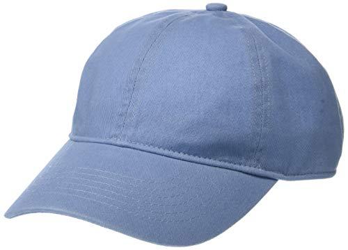 Amazon Essentials Cap Baseball-caps, Hellblau, One Size