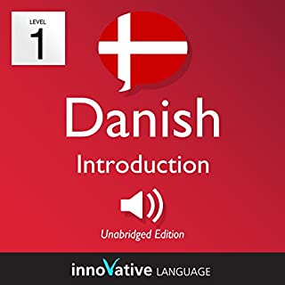 Learn Danish - Level 1: Introduction to Danish cover art