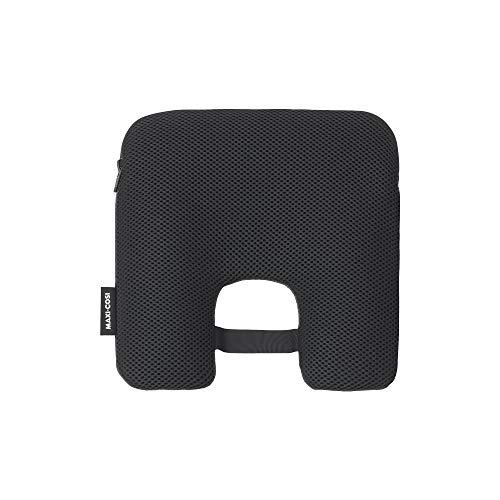 Maxi-Cosi e-Safety Kissen, smarte App-gesteuerte Sitzauflage, verhindert dass Ihr Kind unbeaufsichtigt im Auto bleibt, geeignet ab der Geburt bis ca. 6 Jahre, (ab 45 cm oder 2,5 kg), schwarz