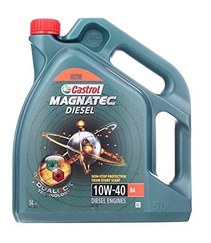Castrol MAGNATEC Dieselmotoröl 10W-40 B4 5L