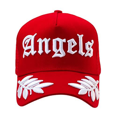 Trucker Cap Herren Caps Damen 'Angels' BEKANNT AUS GQ, Baseball Snapback OneSize Einheitsgröße Fashion Style
