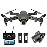 Goolsky Global Drone GW89 RC Drone Drone x procon Cámara 1080P WiFi FPV Foldable Controles Remotos...
