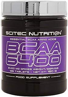 Scitec Nutrition BCAA 6400 Aminoácidos ramificados 125 caps