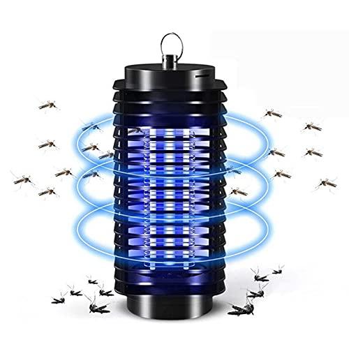 ZBogo Mata Mosquitos Eléctrico, Lámpara Antimosquitos Eléctrico, UV LED Mosquito Lámpara Trampa,...