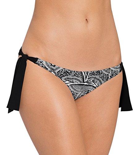 Sloggi Nachtblauwe Parels Tanga Tie Side Bikini Korte