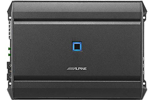 Alpine S-A55V 5 Channel Digital Amplifier