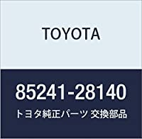 TOYOTA (トヨタ) 純正部品 リヤ ワイパ アーム ノア/ヴォクシー/ESQUIRE 品番85241-28140