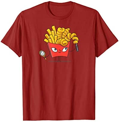 Shirt Woot Curly Fries T Shirt product image