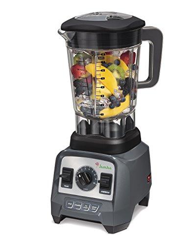 Jamba Appliances 2.4 hp Blender with 64 oz Jar, Grey (58910)