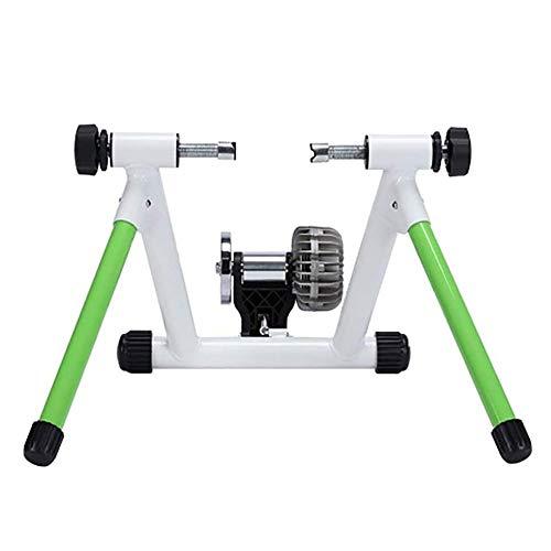 FUJGYLGL 26-29 Pulgadas elíptica Cross Trainer Máquina de Bicicletas Trainer 3D Líquido Entrenamiento de Resistencia Juego de Montar a Caballo- energía de la Plataforma for el Ejercicio de Interior
