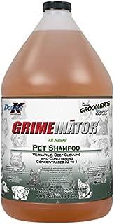 Groomers Edge Grimeinator Deep Cleaning Shampoo