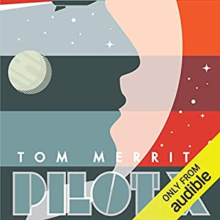 Pilot X audiobook cover art
