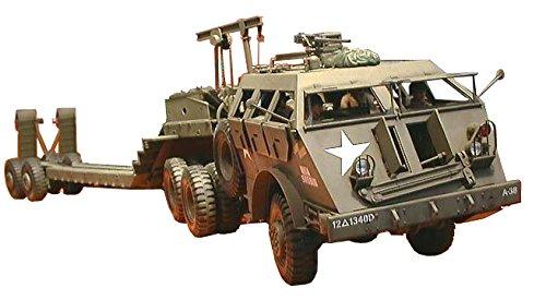 タミヤ 1/35 ミリタリーミニチュアシリーズ No.230 アメリカ陸軍 40トン戦車運搬車 ドラゴンワゴン プラモ...