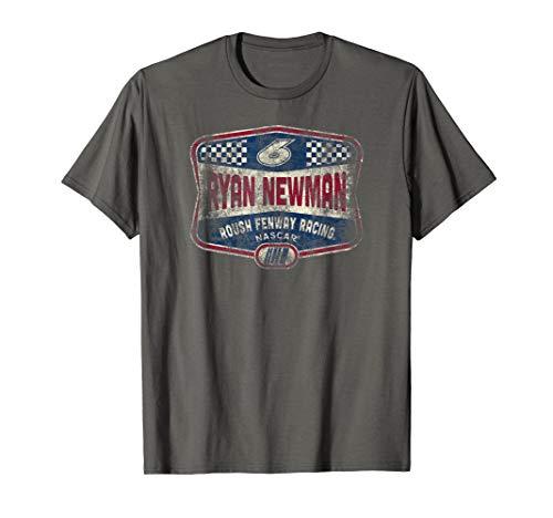NASCAR - Ryan Newman - Oil Can T-Shirt