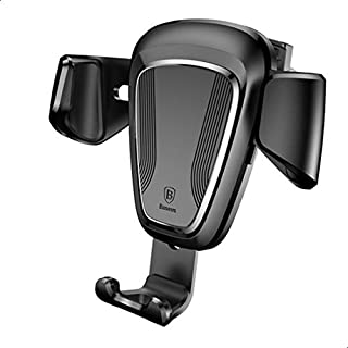 Baseus Universal Car Phone Holder For iPhone 7 6 6s Plus for Samsung S8 S7 Air Vent Mount Phone Holder Stand Gravity Car M...