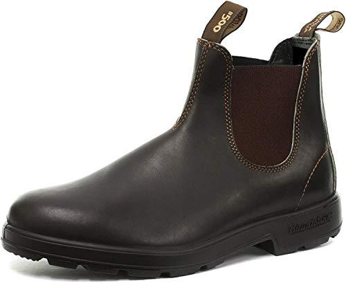 BLUNDSTONE Classic 500, Unisex-Erwachsene Kurzschaft Stiefel, Braun (Marrone), 39 EU (6 UK)
