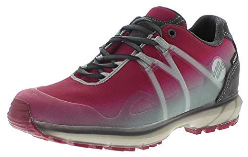 Hanwag W Calpa Tubetec Lady GTX Grau, Damen Gore-Tex Hiking- und Approach-Schuh, Größe EU 38 - Farbe Asphalt - Dark Ga