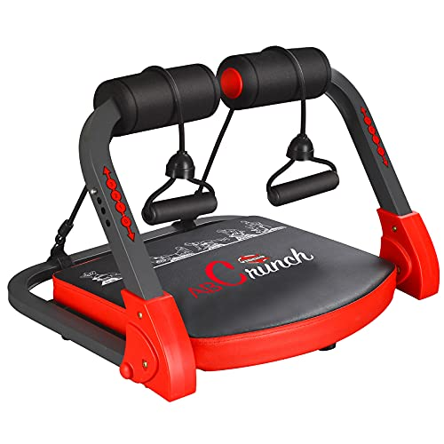 VIGGIO Ab Machine, Abs Workout Equipment with Resistance Bands, AB Exercise Equipment for Core Strength Training and Abdominal Muscle Training at Home and Office