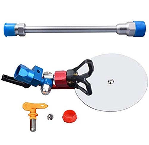 JWGJW 120025 Spray Guide Accessory Tool for All Airless Paint Sprayer 7/8