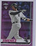 2019 Topps Chrome Pink Refractor #202 - Eloy...
