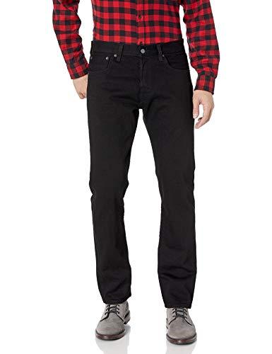 Levi's Men's 501 Original Fit Jeans, Blacklist, 40W x 34L