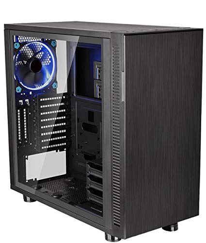 Adamant Custom 6X-Core Video Editing Workstation Gaming Desktop Computer PC Intel Core i7 8700K 3.7Ghz 32Gb DDR4 4TB HDD 500Gb SSD 850W PSU Wi-Fi SLI GeForce RTX 2080 8Gb Super