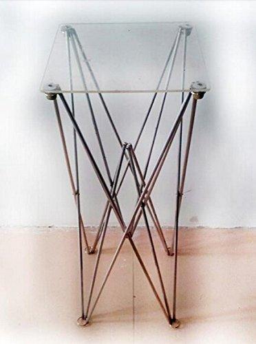 Doowops Spider Mesa Plegable Trucos de Magia Etapa de Mago Close Up Accesorios Truco Prop Illusions Mesa Ajustable de Magica