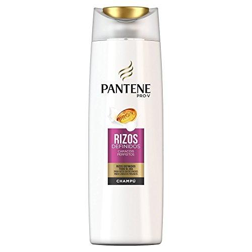 Pantene Pro-V Lot de 4 x 360 ml de shampooing pour boucles brillantes et souples