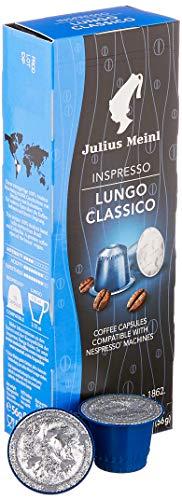 Julius Meinl Lungo Classico - 10 x 5.5g