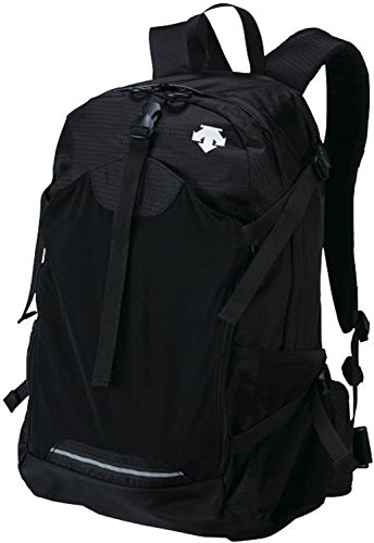 DESCENTE(デサント) スキー用 バックパック ALL IN ONE BACKPACK DBG-6D400 ブラック(BLK) F