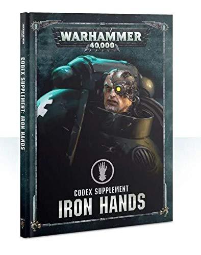 Unbekannt Space Marines - Extensión de código de Iron Hands