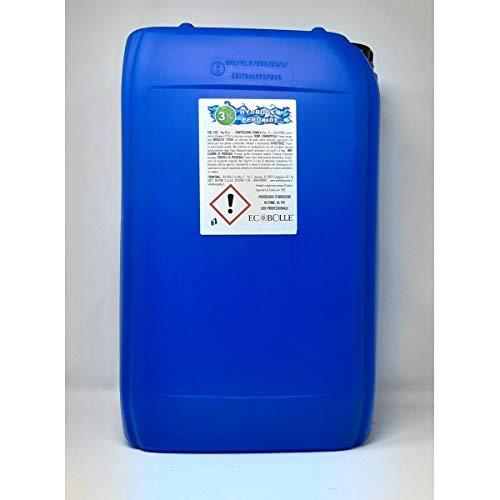 Perossido Di Idrogeno al 3%, Acqua Ossigenata 25KG - Prodotto Igienizzante Professionale (Iva 5% DL Rilancio)