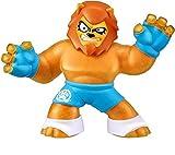 YUY Juguete De Descompresión Suave, Gu Jizu Soft Descompression Dragon Lion Slime Super Elastic Hero Toy Dino Power Figura De Acción,B